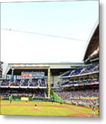 San Diego Padres V Miami Marlins Metal Print