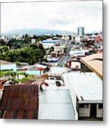 San Jose Costa Rica Metal Print