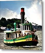 Savannah Belles Ferry Metal Print