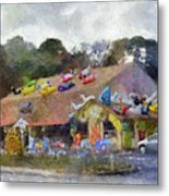 Seaberry Surf The Shops Of Cape Cod Massachusetts Pa Metal Print