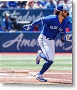 Seattle Mariners V Toronto Blue Jays Metal Print