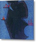 Shadow, 1931 Metal Print