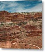 Shafer Trail. #2 Metal Print