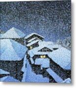 Shiobara Hataori - Digital Remastered Edition Metal Print