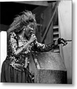 Shirley Murdock Live In Chicago Metal Print