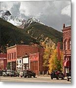 Silverton, Colorado Metal Print