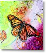 Sincere Beauty Metal Print