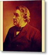 Sir Charles Tupper Metal Print