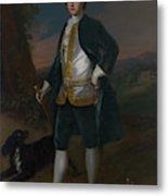 Sir James Dashwood        Metal Print