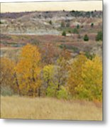 Slope County September Splendor Metal Print