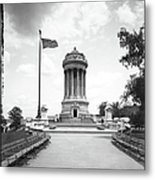 Soldiers And Sailors Monument Metal Print