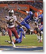 South Carolina V Florida Metal Print