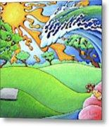 South Texas Disc Golf Metal Print