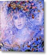 Spirit Of Winter Metal Print