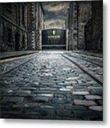 St James Gate Metal Print