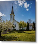 St. Paul's Catholic Church 2 Metal Print