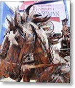 Stagecoach 2 Metal Print