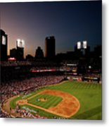 State Farm Home Run Derby Metal Print