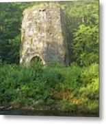 Stone Iron Furnace - Franconia New Hampshire Metal Print