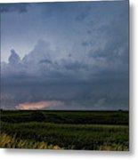 Storm Chasing West South Central Nebraska 048 Metal Print