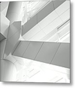 Structural Connection Metal Print