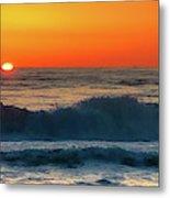 Sunrise First Day Metal Print