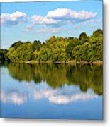 Susquehanna River Metal Print
