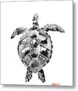 Tartoise Metal Print