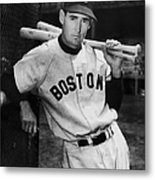 Ted Williams Metal Print