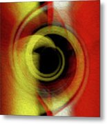 Temporal Vortex 6 Metal Print