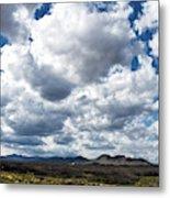 Texas Sky Metal Print