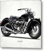 The 1947 Chief Metal Print