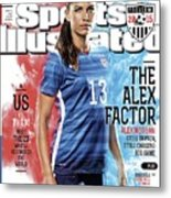 The Alex Factor Us Vs. Them, Meet The 23 Wholl Reconquer Sports Illustrated Cover Metal Print