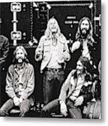 The Allman Brothers Band Metal Print