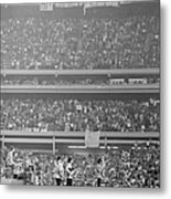 The Beatles At Shea Stadium, Our Mets Metal Print
