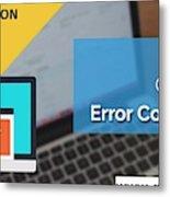 The Best Expert Resolve Quickbooks Error 6147,0 Metal Print