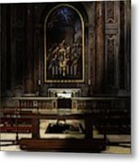 The Blessing Metal Print