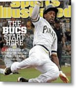 The Bucs Start Here A New Generation Of Pittsburgh Fans Sports Illustrated Cover Metal Print