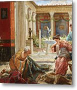 The Carpet Sellers Metal Print