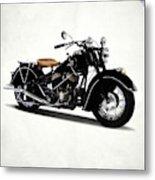 The Chief 1946 Metal Print