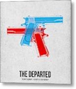 The Departed Metal Print