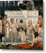 The Fountain Of Youth Metal Print