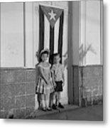 The Future Cuba Metal Print
