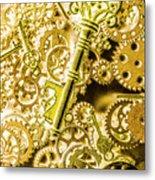 The Golden Ratio Metal Print