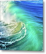 The Great Wave Metal Print