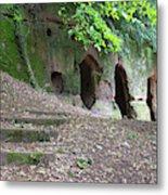 The Hermit's Cave Metal Print