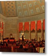 The House Of Representatives, 1822 Metal Print