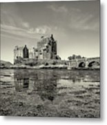 The Island Castle Metal Print