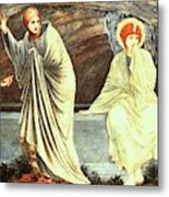 The Morning Of The Resurrection 1882 Metal Print