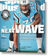 The Next Wave The New Game Changers Are Here Sports Illustrated Cover Metal Print